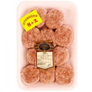 ЕКСТРА МЕС, Кюфте от свинско месо 8 + 2 бр.