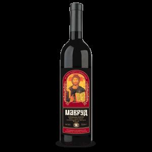 МАВРУД Икона, Асеновград, Специална резерва, червено сухо вино
