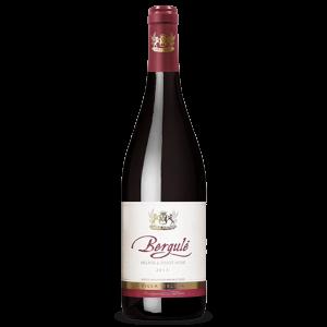 БЕРГУЛЕ, Мелник и Пино ноар червено вино 14% vol. 750ml