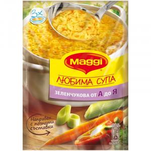 МАГИ, Зеленчукова супа от А до Я, 53g
