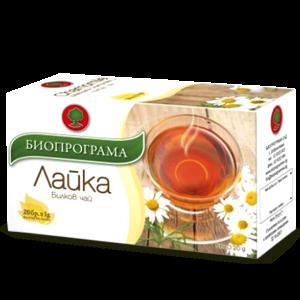 БИОПРОГРАМА, чай лайка 20 бр