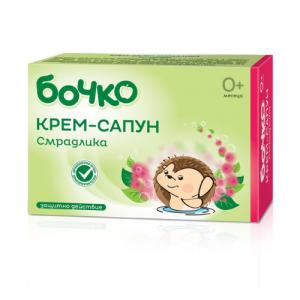 БОЧКО Крем-сапун Смрадлика 75g