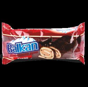 БАЛКАН, Руло с шоколадов Крем 150 г