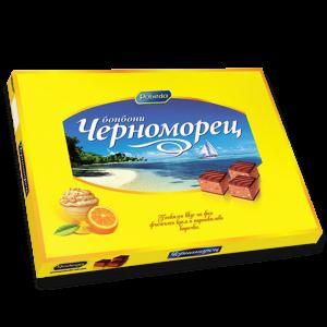 ЧЕРНОМОРЕЦ, Шоколадови бонбони Черноморец 187g