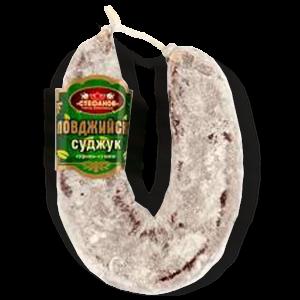 СТЕФАНОВ, Ловджийски суджук ~180g