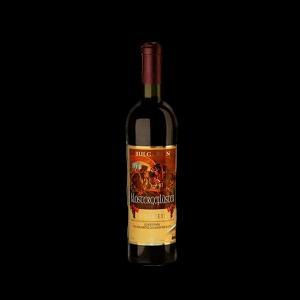 Манастирско шушукане, червено вино 12% vol. 0,75 L