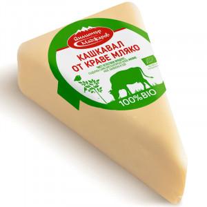 МАДЖАРОВ, 100% БИО кашкавал от краве мляко 300г