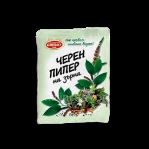 БИОСЕТ, Черен пипер - зърна 10 g