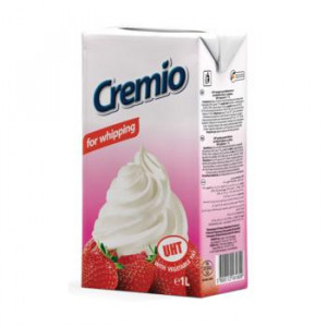 CREMIO, Сладкарска сметана, 1л