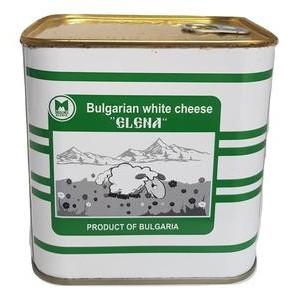 ЕЛЕНА, Овче сирене, метална кутия, 800гр