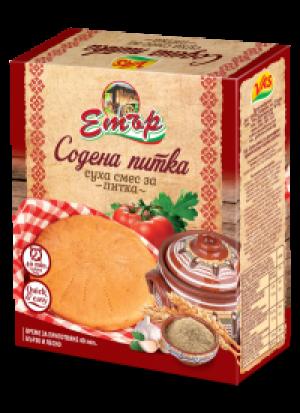 ЕТЪР, Суха смес за содена питка 500g
