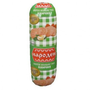 НАРОДЕН, Колбас Камчия 320g