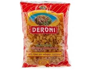 ДЕРОНИ, макарони тръбички 350g
