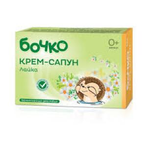 БОЧКО Крем-сапун Лайка 75g