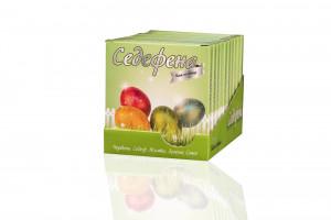 БОЯ за яйца седефена за 40 яйца