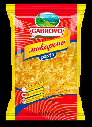 ГАБРОВО, макарони спирали 350g