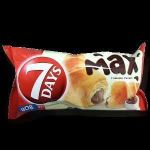 7 Days Махх Кроасан с крем какао 110 г
