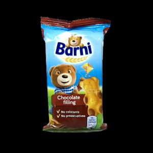 БАРНИ, Суха паста с шоколадов пълнеж 30 g