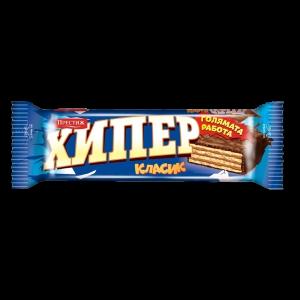 ХИПЕР, Тунквана вафла какао синя 55 g