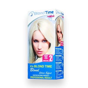 SILVER EFFECT BLOND TIME 2, изрусител за коса 135ml