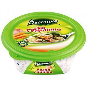 ВЕСЕЛИНА, Руска салата без консерванти, 400гр