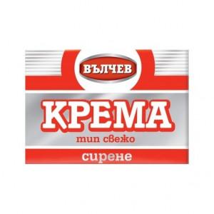 ВЪЛЧЕВ, Крема сирене 125g