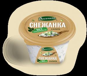 ВЕСЕЛИНА, Салата снежанка без консерванти, 400гр