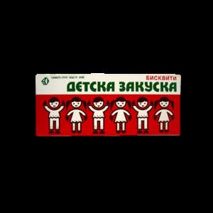 ДЕТСКА ЗАКУСКА, бисквити хоро 170 г