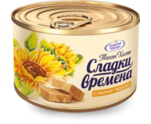 ЗАХАРНИ ЗАВОДИ, Тахан халва слънчогледова  420 g