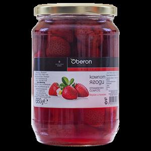 ОБЕРОН, Компот ягоди 680 g