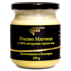 Bulgarian Bee БИО Пчелно Млечице в 100% натурален горски мед
