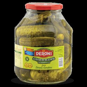 ДЕРОНИ, Домашни краставички от градините на Дерони 1000гр.