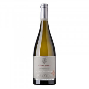 МИДАЛИДАРЕ, Шардоне Calista, бяло вино vol.14%, 750ml