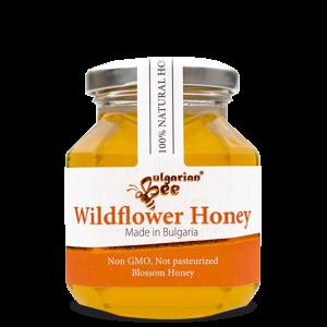 Bulgarian Bee Мед от горски цветя 250г