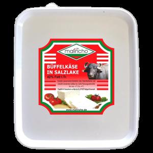 МАЛИНЧО, Биволско сирене 42 % Fett i. Tr. ,ПВЦ 400 g