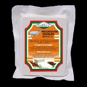 МАЛИНЧО, Козе сирене 46% Fett i.Tr.,вакуум 200 g