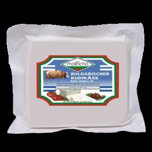 МАЛИНЧО, Краве саламурено сирене 48% Fett i. Tr., вакуумирано са. 800 g