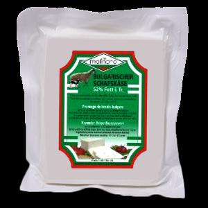 МАЛИНЧО, Овче саламурено сирене 52 % Fett i.Tr. вакуумирано 200 g