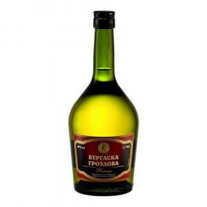Бургаска гроздова ракия 700ml