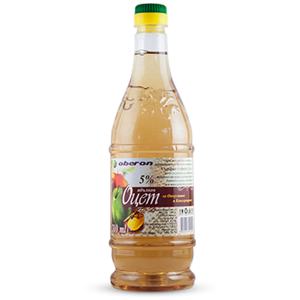 ОБЕРОН, ябълков оцет 700 ml