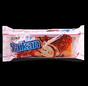 БАЛКАН, Руло с ягодов Крем 150г