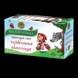 БИОПРОГРАМА, чай Червената шапчица 20 бр