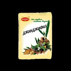 БИОСЕТ, Джинджифил 5 g