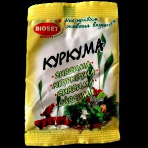 БИОСЕТ, Куркума 5 g