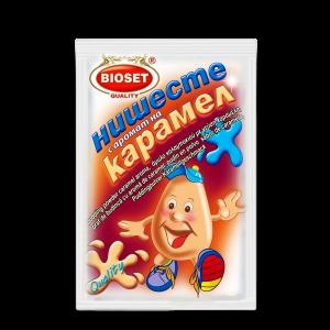 БИОСЕТ, Нишесте карамел 60 g