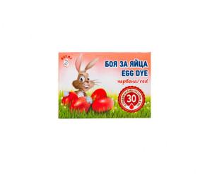 БОЯ за яйца червена за 30 яйца