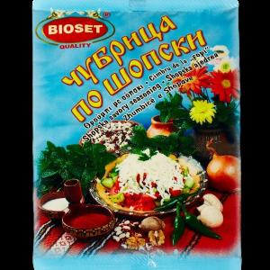БИОСЕТ, Чубрица по шопски 250 g