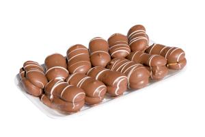 ЖАНЕТА, Бишкоти с крем и какаова глазура 12 бр