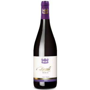 БЕРГУЛЕ, Мелник 55, червено вино 13,2%