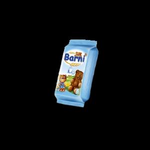 БАРНИ, Суха паста с млечен пълнеж  30 g